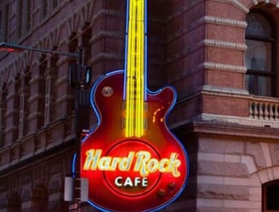 Hard Rock Cafe - Case Study, Transition Technologies PSC