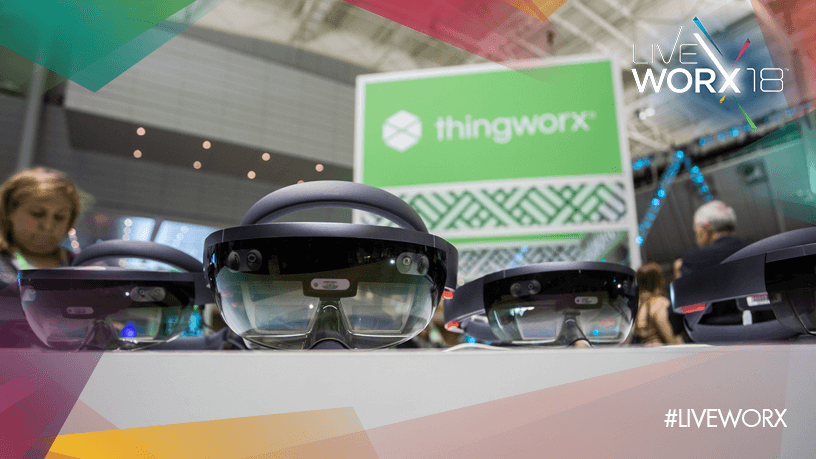 The two game-changers - LiveWorx 2018. Transition Technologies PSC