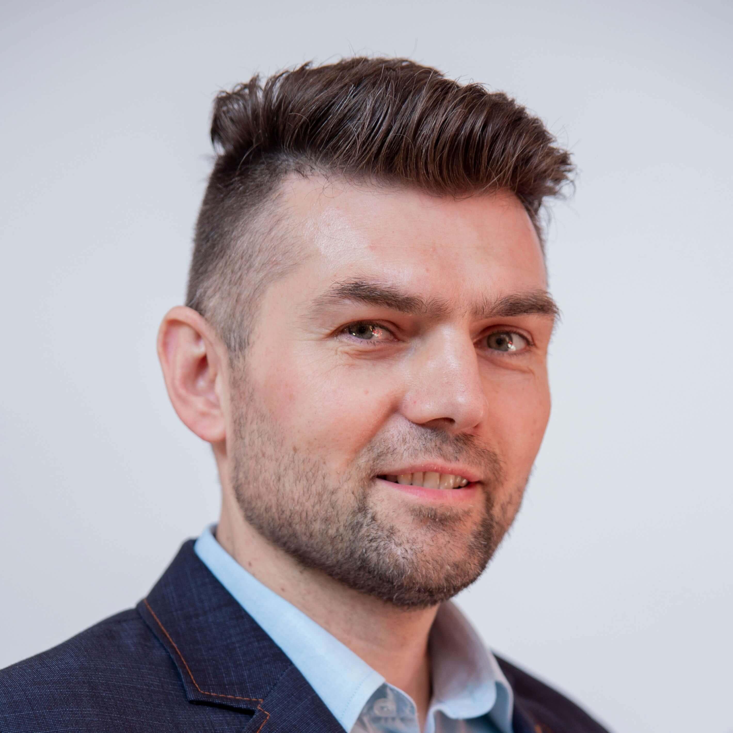 Radosław Kowalczyk/ Business Development Manager