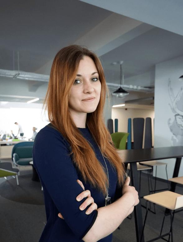 Łucja Cymkiewicz / Marketing Specialist