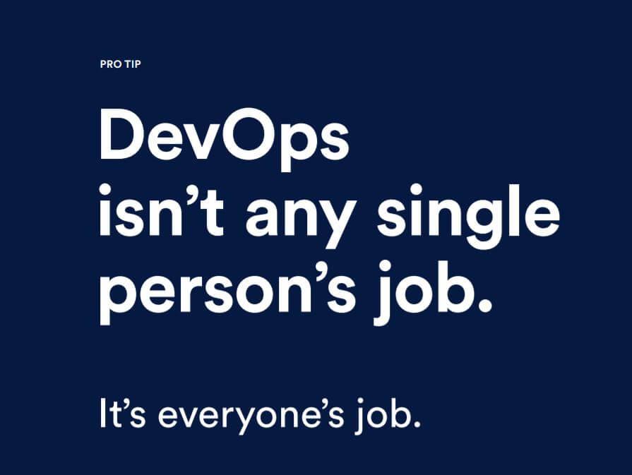 DevOps TTPSC Atlassian, DevOps quotes