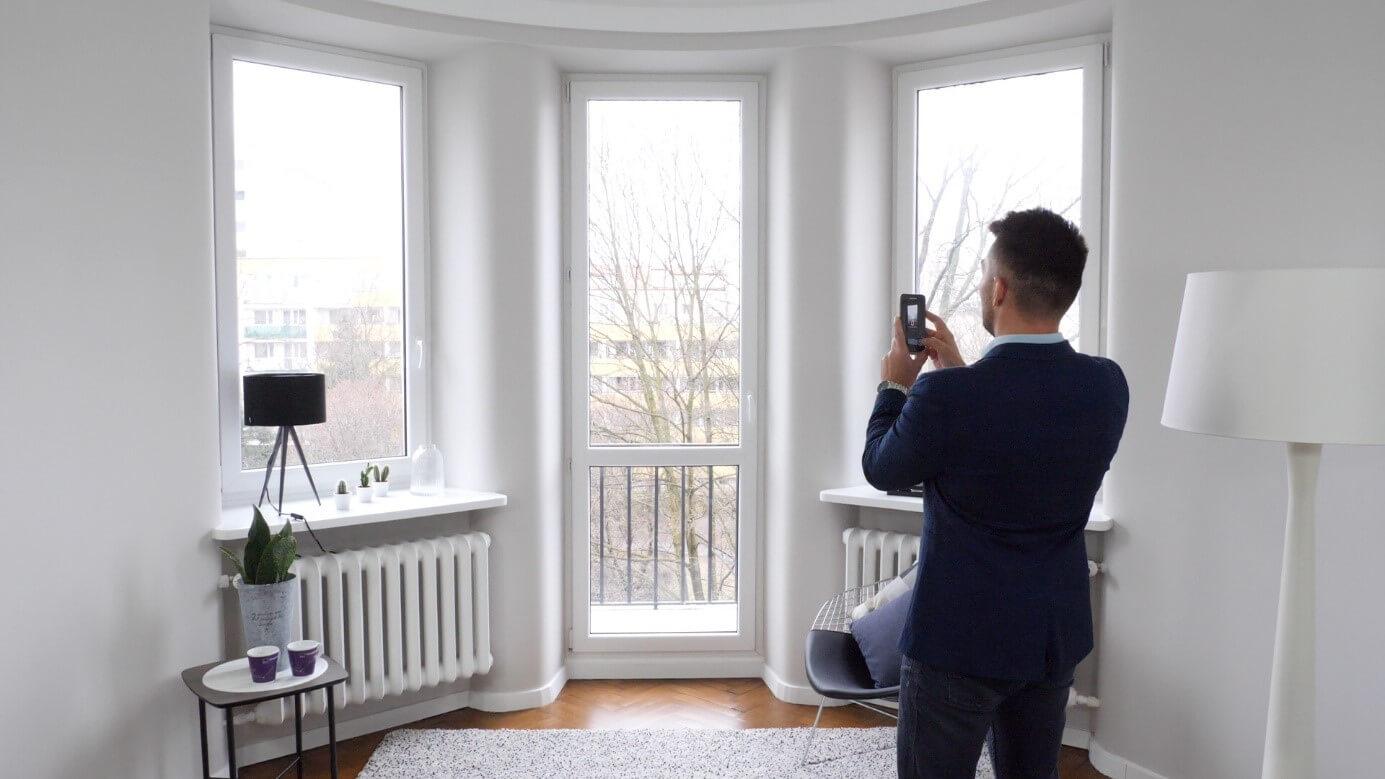 窗户装饰 扩增实境