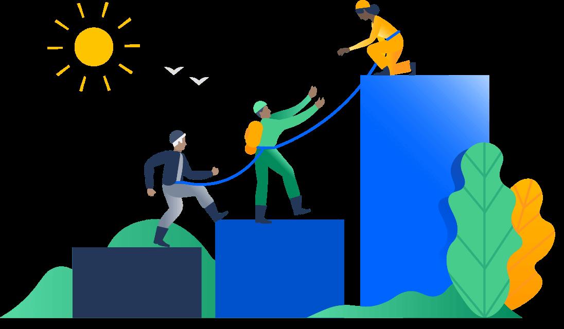 work better together, Atlassian