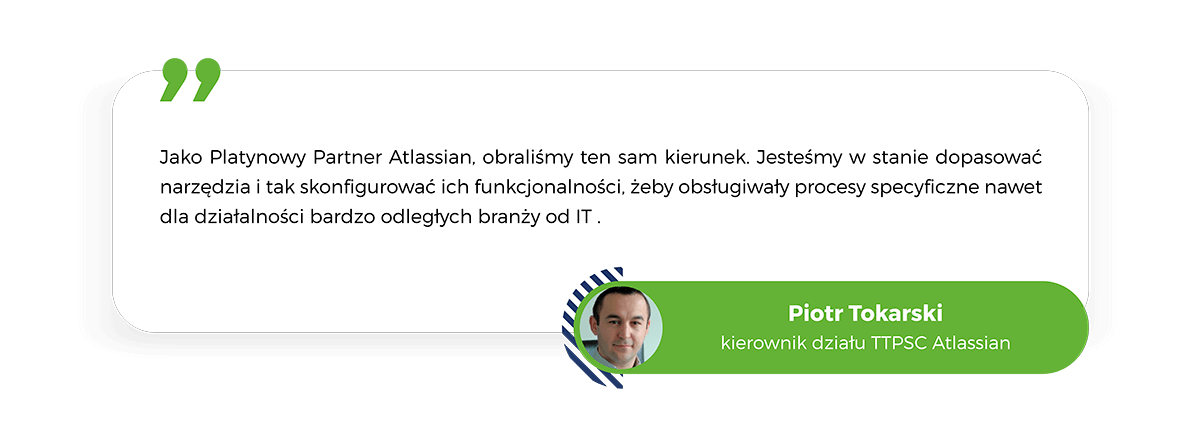Piotr Tokarski, Transition Technologies PSC Atlassian, Atlassian Summit 2019 opinie