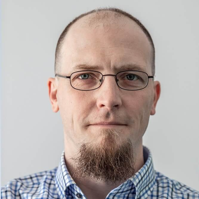 Tomasz Breś / Cloud Architect