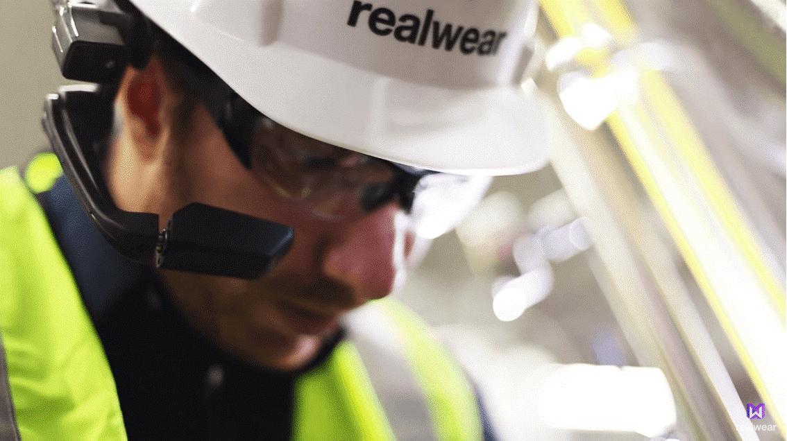 RealWear HMT-1 Remote Experte