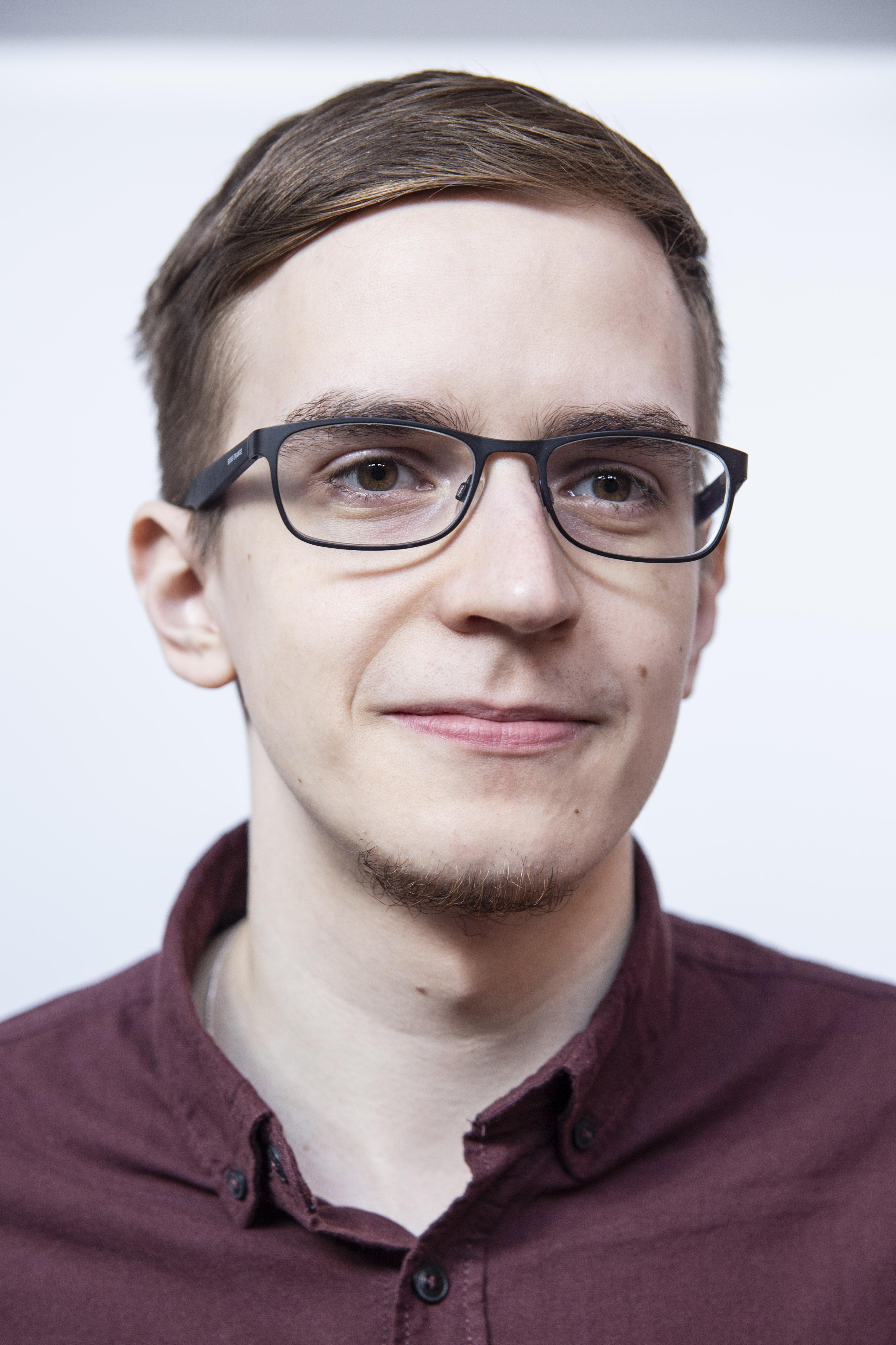 Łukasz Strzelecki / Senior IoT Specialist
