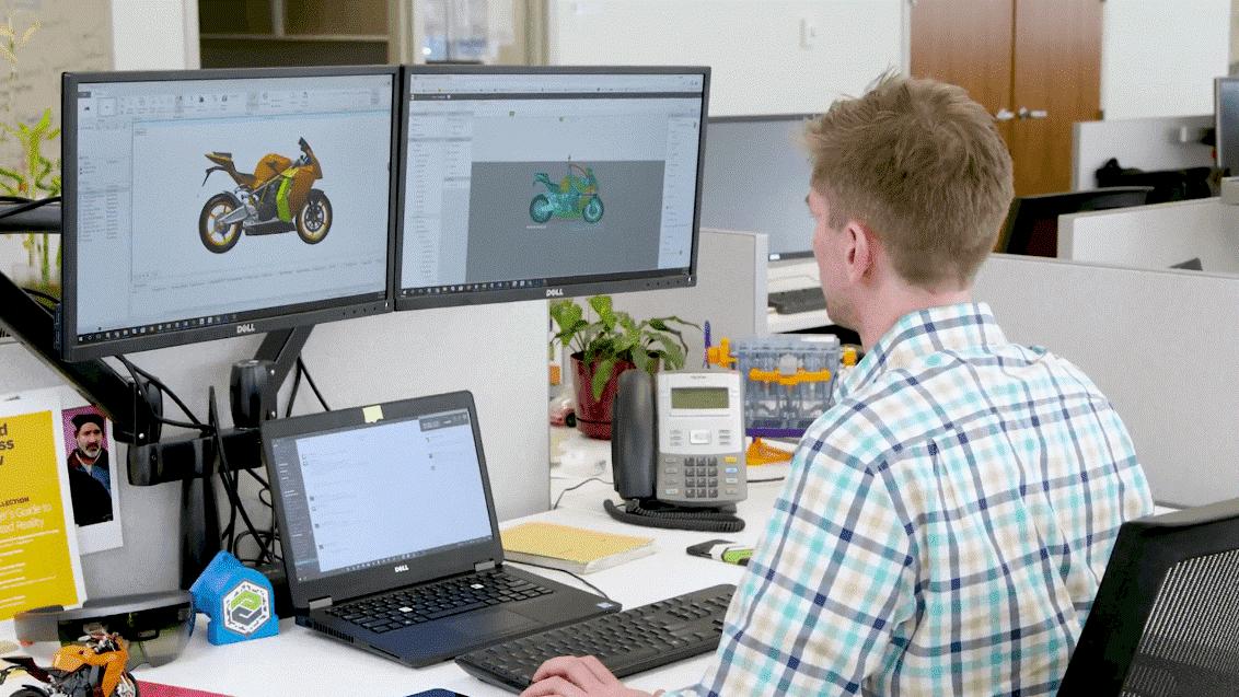 Vuforia Studio Remote Experte