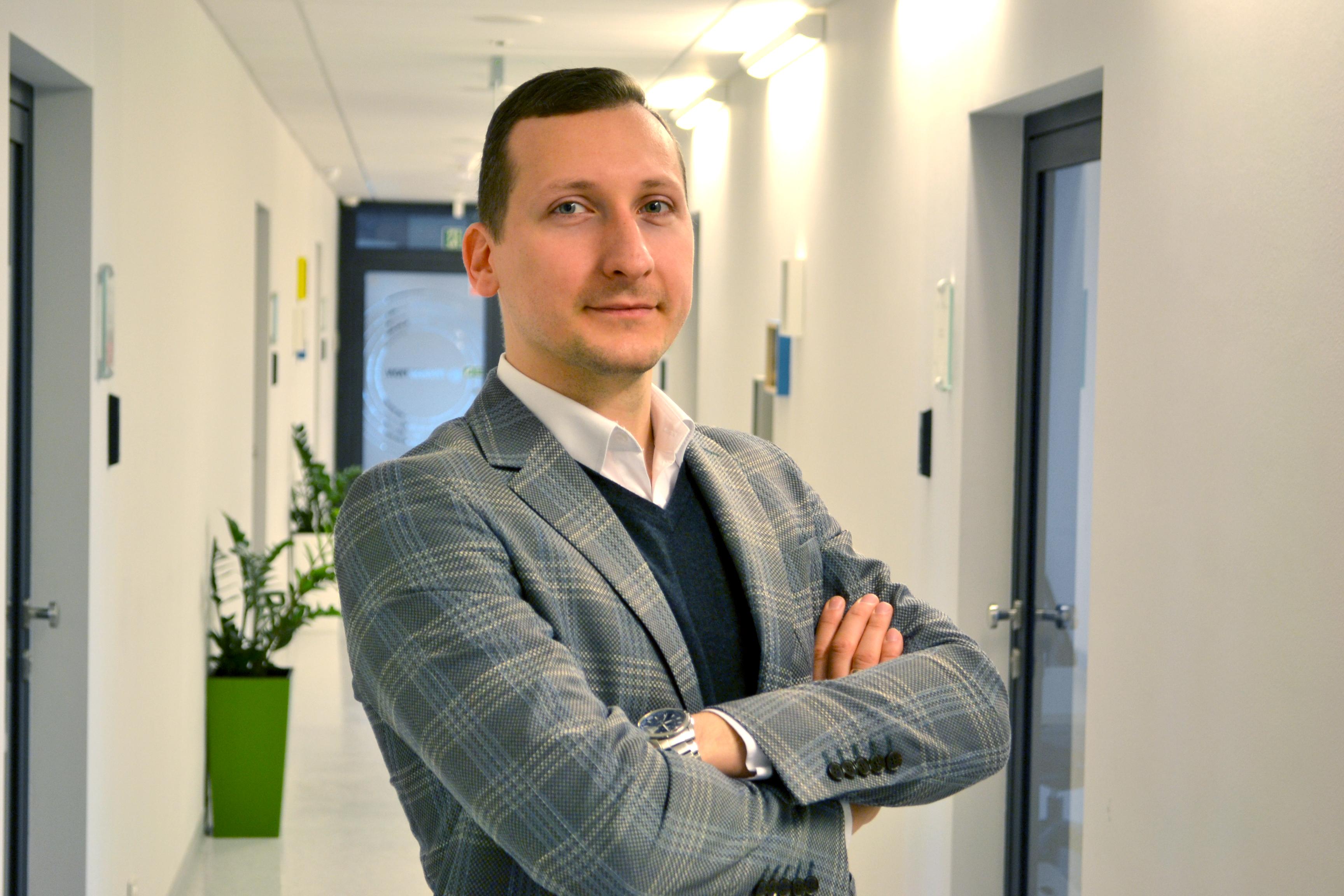 Wojciech Wąsik / Chief Digital Officer
