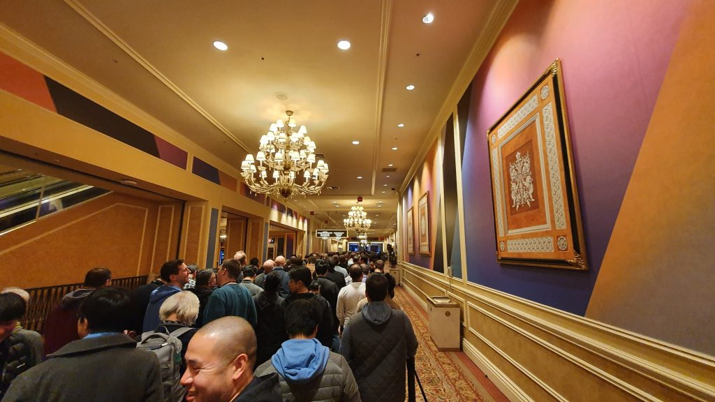 queues on re: invent