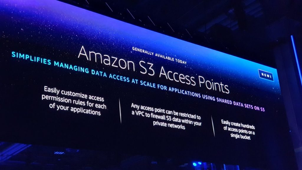 Amazon S3 Access Points
