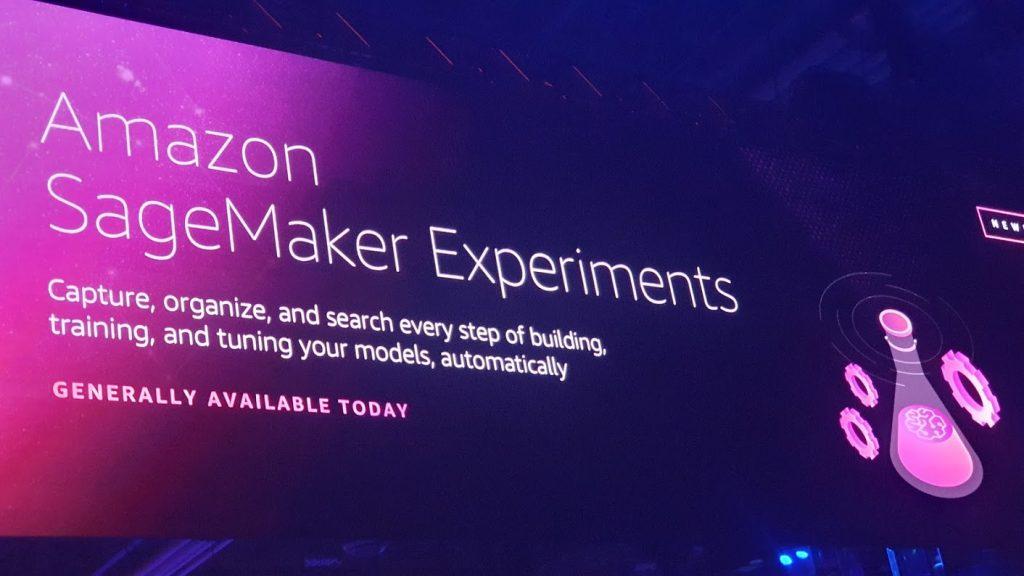 Amazon SageMaker Experiments