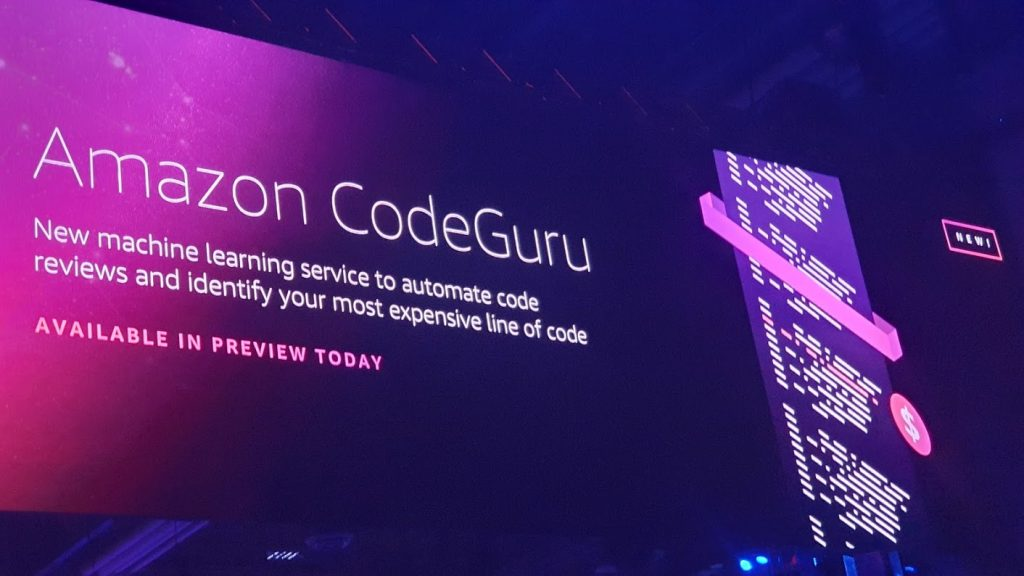Amazon CodeGuru