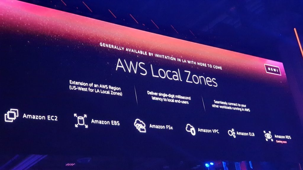 AWS Local Zones