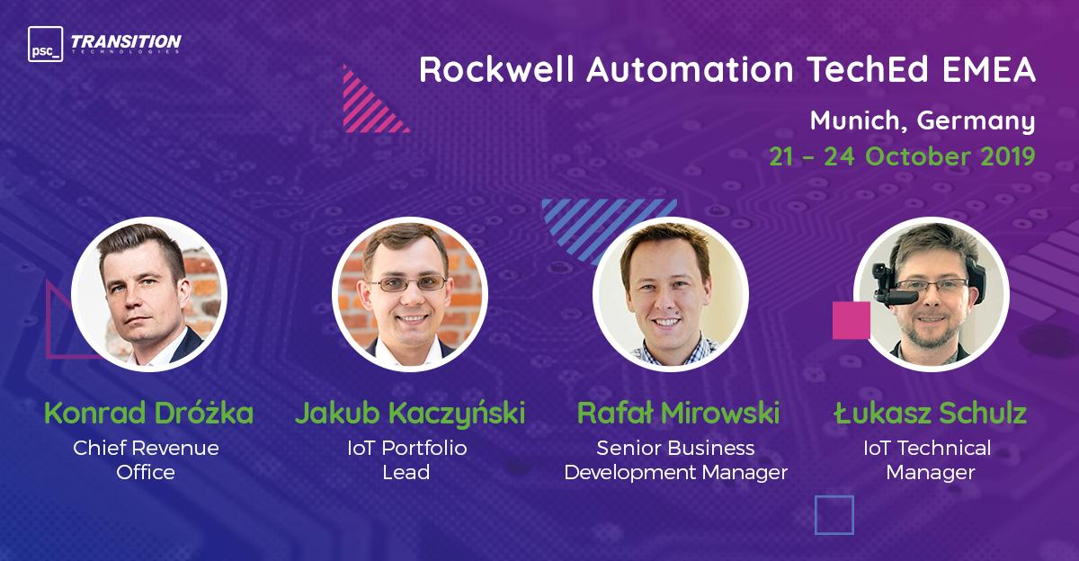 Rockwell Automation TechED EMEA 2019