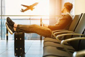Internet der Dinge für Passagiere