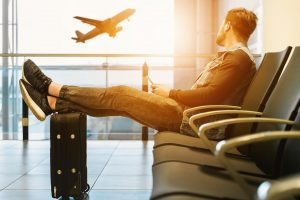 Internet of things for passengers