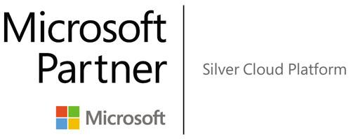 logo Microsoft Silver Cloud Platform