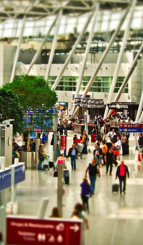 IoT dla lotnisk TTPSC