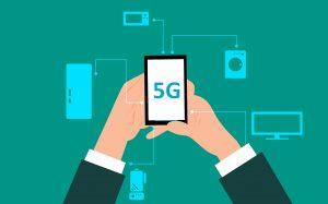 Digitale Revolution durch das 5G Netzwerk