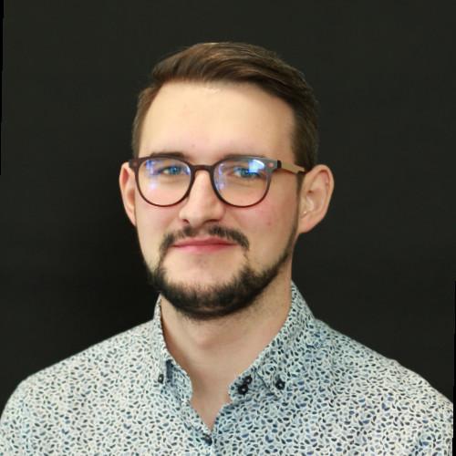 Krzesimir Lechowski / JavaScript Developer
