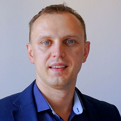 Michał Neufeld / AR Team Manager