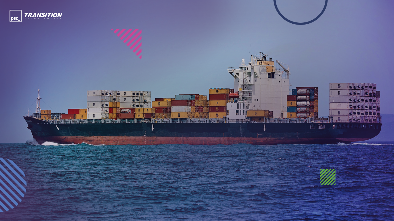 R&D outsourcing- Greenfield implementation for the ocean transportation company