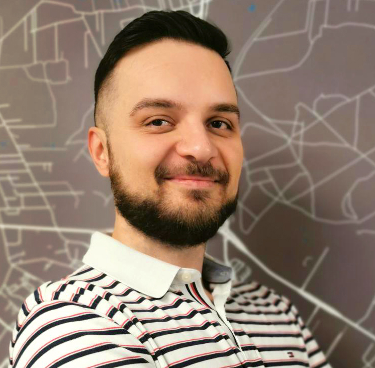 Daniel Chwaszczewski / DevOps Coordinator