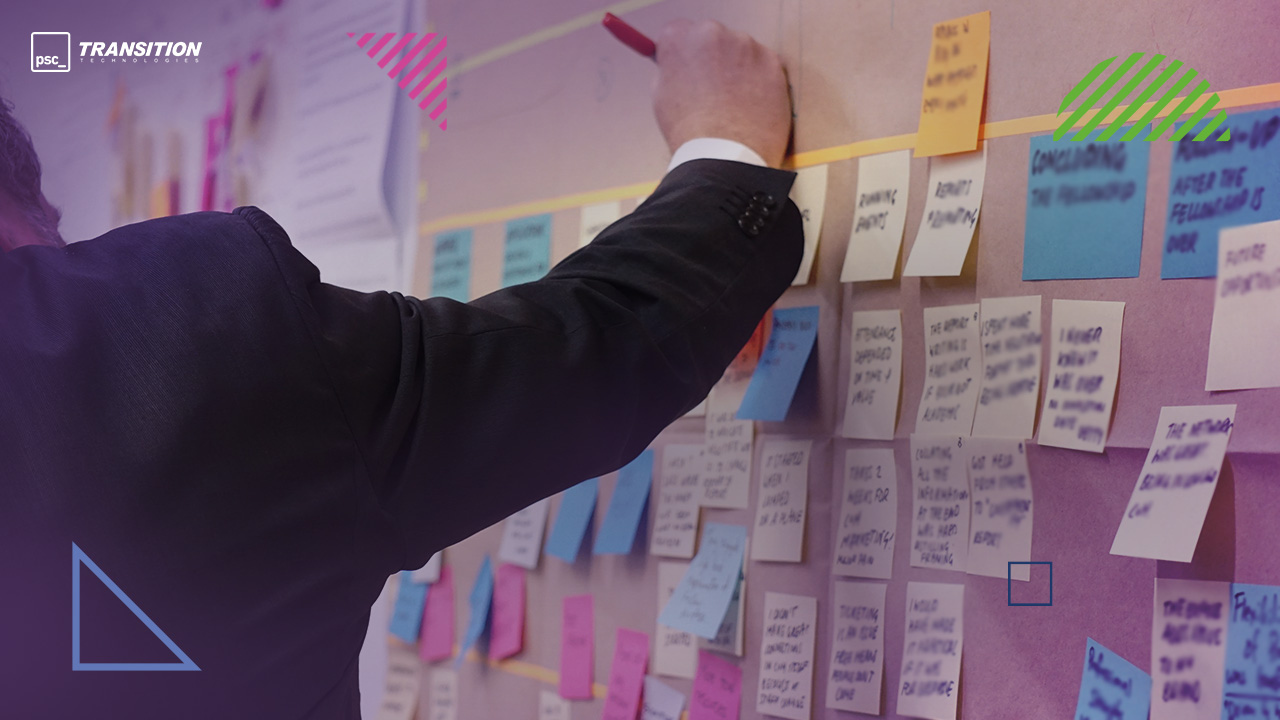Product backlog consists of user stories- TT PSC