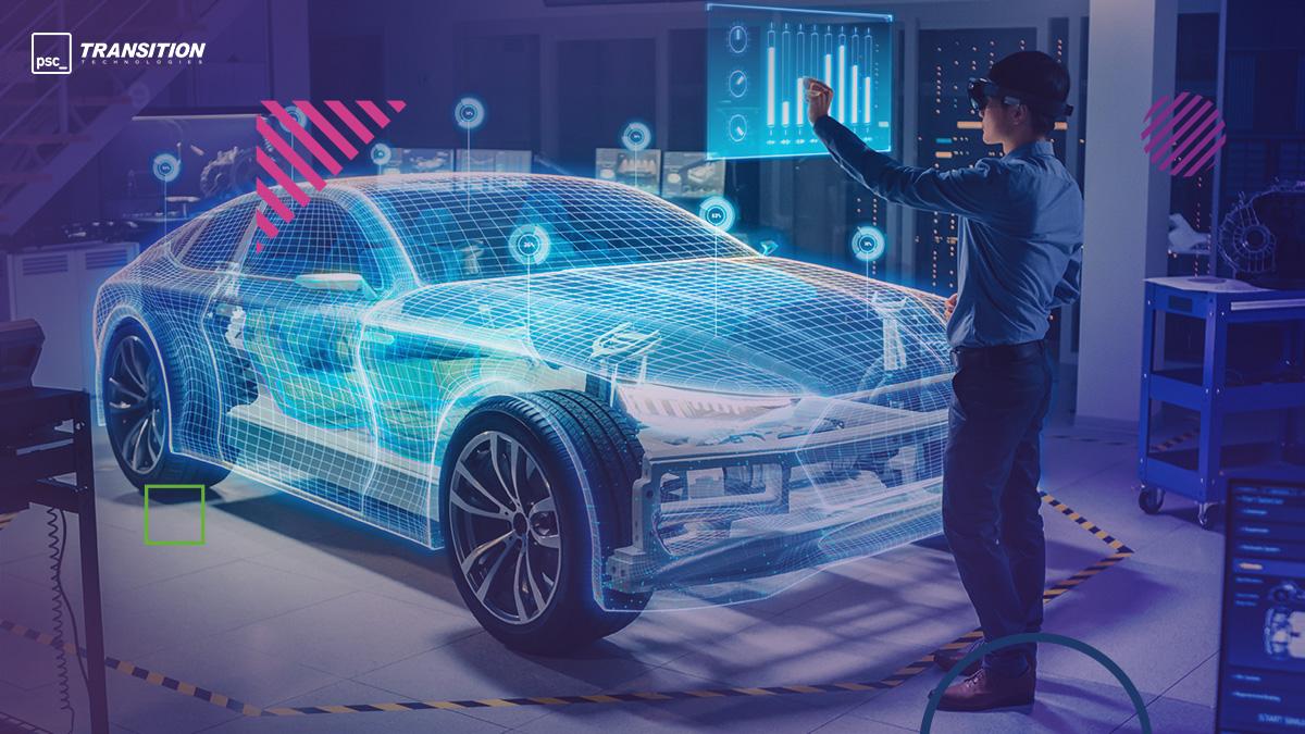Digitale Transformation - technologische Trends für die erfolgreiche Evolution der Automobilindustrie