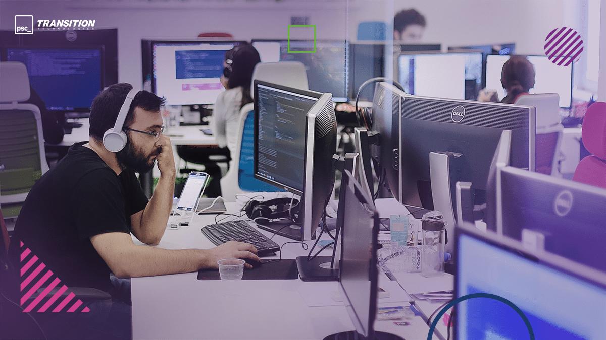 Outsourcing programistów - większe kompetencje zespołu TT PSC