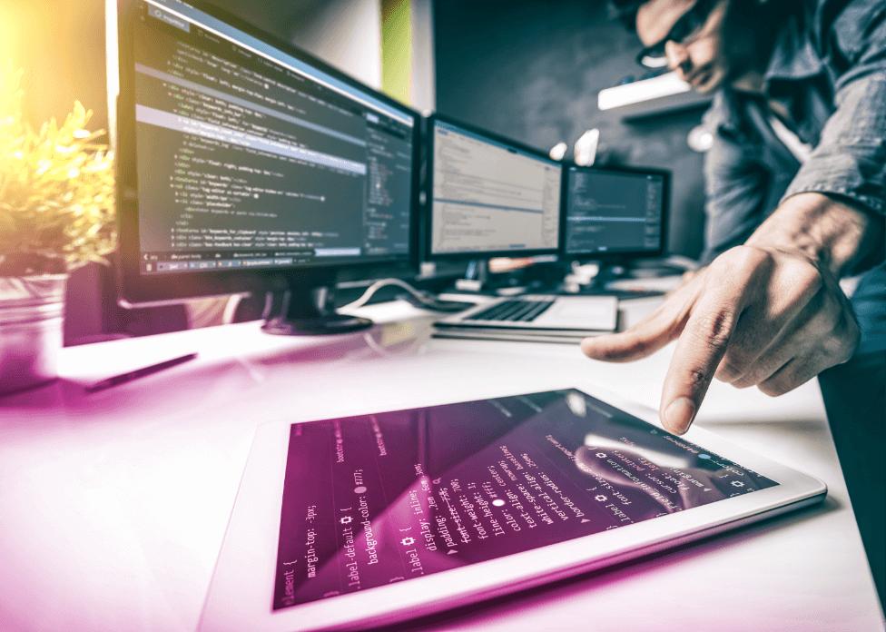 system dla programistów, do pracy z kodem, dla zespołów deweloperskich, for developers teams, devloping code