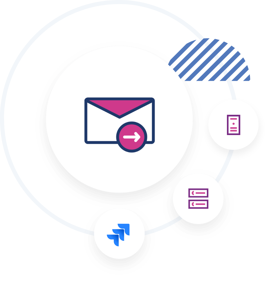 Email Task for Jira, mail from jira, jira app email,